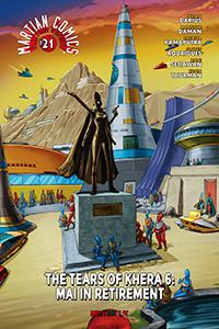 Martian Comics #21