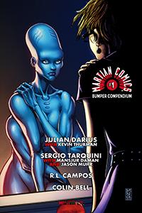 Martian Comics Bumper Compendium #1