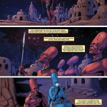 The First Page of <i>Martian Comics</i> #5