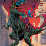 <i>Martian Comics</i> #12 Released on comiXology!