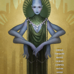 <i>Martian Comics</i> #8 Cover Unveiled