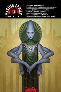 Martian Comics Collected #1