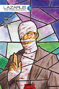 Lazarus, the Forever Man #0