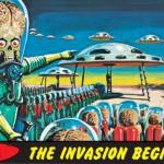 Mars Attacks card #1