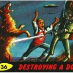 Mars Attacks card #36