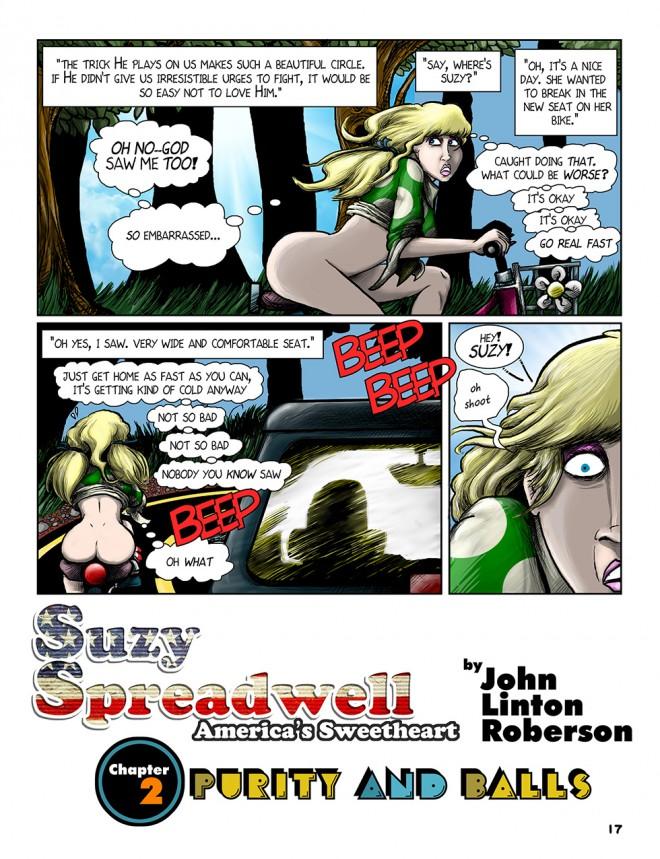 Suzy Spreadwell, page 3